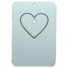 Titan-Jet Africa | Sublimation keyring heart 015