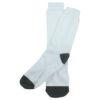Titan-Jet Africa | Polyester Socks black/white 40cm