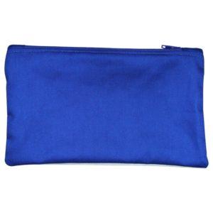 Pencil bag blue small