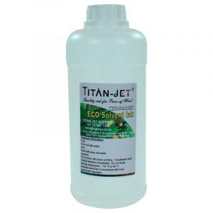 Eco solvent 1L cleaning liquid