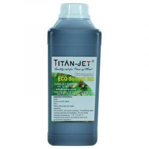 Eco solvent 1L black