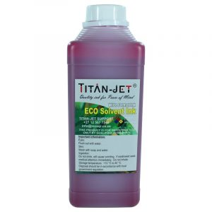 Eco solvent 1L magenta