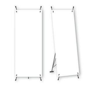 Budget X-Banner stand