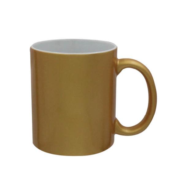 Titan-Jet Africa | 11oz pearl gold mug